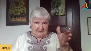 VK 2020: Mireille Grosjean (Svislando): Praktika Ekzercado: Ni konatiĝu konkrete kun la Homaj Rajtoj