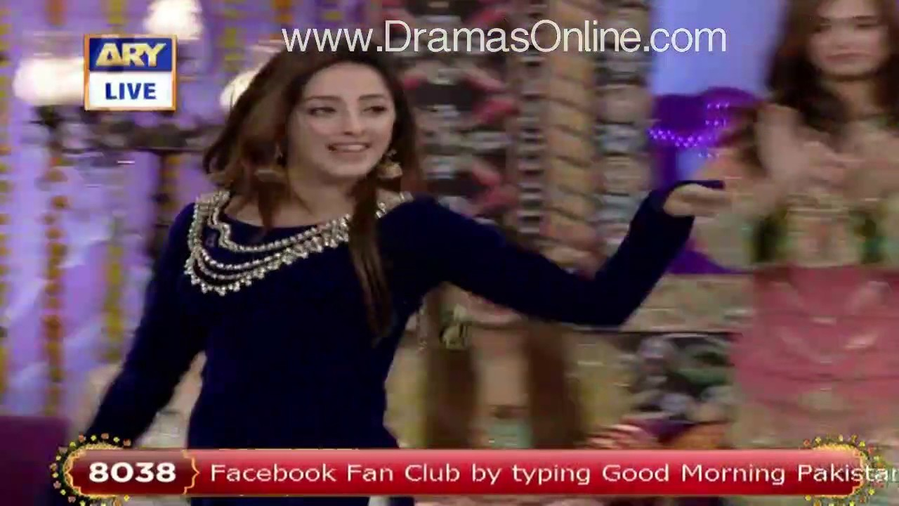 Sanam Chaudhry's Dance video viral