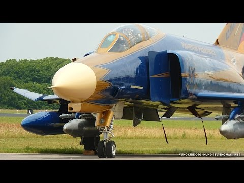 Plane Spotting in the Netherlands - Volkel Airbase - HD