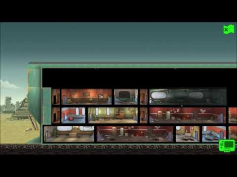 Day 10 Fallout Shelter 885 Warehouse Recon