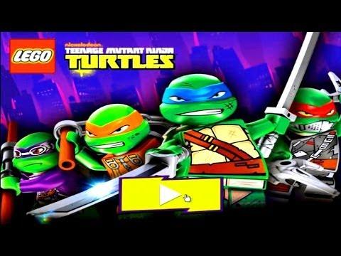 Teenage Mutant Ninja Turtles - New Flash Games - TMNT - Games For ...
