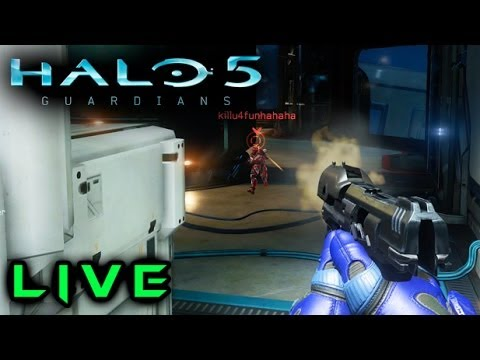Issues With Halo 5 Matchmaking So Far [Halo 5: Arena Slayer] from YouTube · Duration:  11 minutes 33 seconds