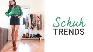 Schuhtrends 2018 2019 Herbst Winter | Die 6 größten Trends | natashagibson