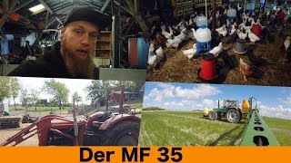 FarmVLOG#237 - Der MF 35