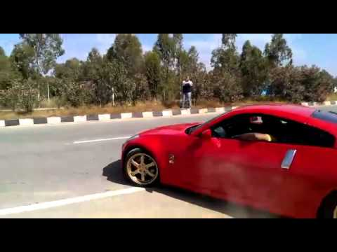Supercars In Bangalore Youtube