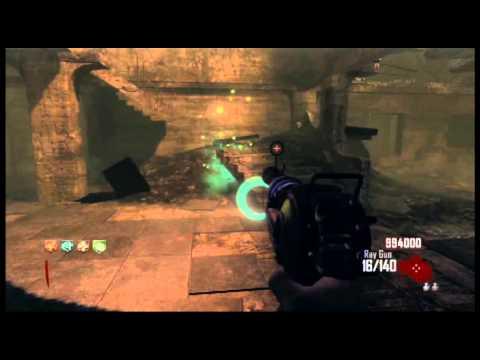 Zombie Town survival Secret Room GSC Mod Black ops 2