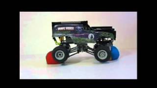 LEGO Mini Grave Digger Monster Truck