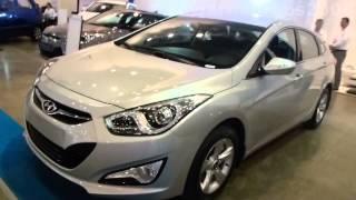 2014 Hyundai i40 2014 al 2015 video versin Colombia