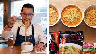 Ramen Chef Reviews Instant Ramen thumbnail
