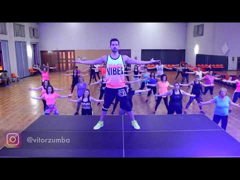 Porque Queramos Vernos - Vanesa Martín ft. Matias Damásio (Zumba Cooldown)
