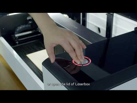 Makeblock Laserbox Unboxing: the Smart Desktop Laser Cutter
