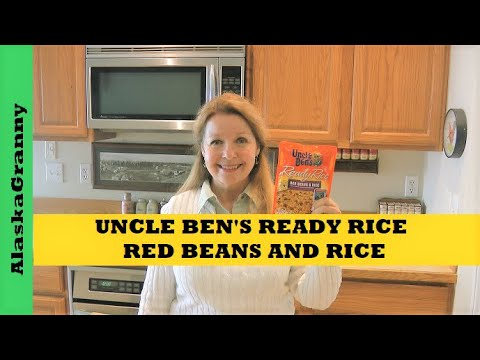 uncle-ben's-ready-rice-red-beans-and-rice--bug-out-bag-food-choices