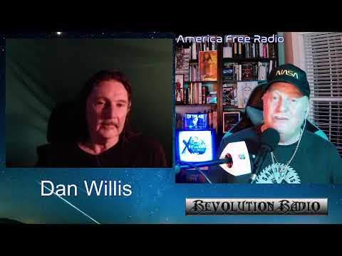 Special Guest Dan Willis on America Free Radio with Brooks Agnew 17 Mar, 2021