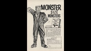 The Making Of a 7 Feet Monster #Monster size Monsters #houseoftheunusual.com