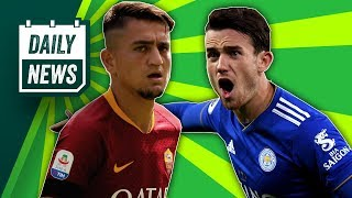 Arsenal want Ünder, City move for Chilwell + Liverpool v United ►  Daily Football News