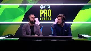 LIVE: ESL Pro League EU S10 - Grupo D - Día 1