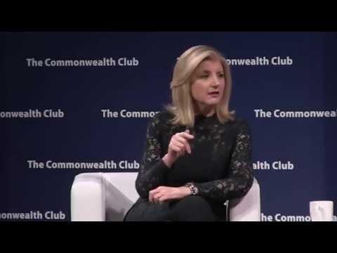 Arianna Huffington and Sheryl Sandberg: Redefining Success