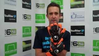 Uhlsport Ergonomic HN Supportframe Goalkeeper Gloves 60 second preview