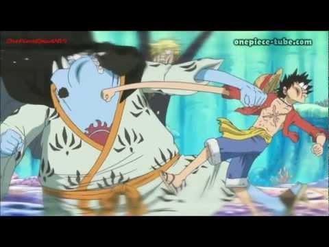 One Piece [EP 549] - Luffy vs. Jimbei [HD]