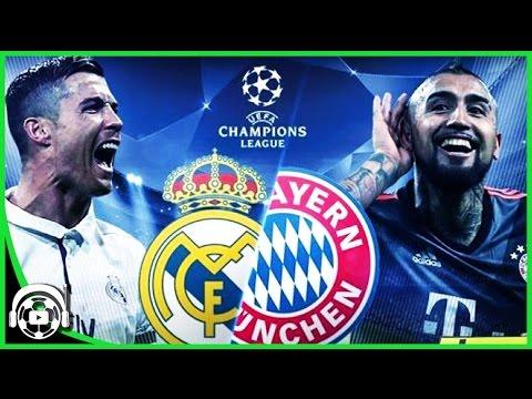 Real Madrid vs Bayern Munich audio en vivo 1