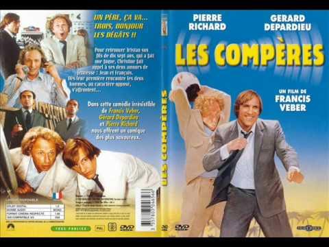Les compères Pierre richard  Gerard depardieu