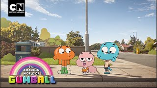 The Trap | Gumball | Cartoon Network