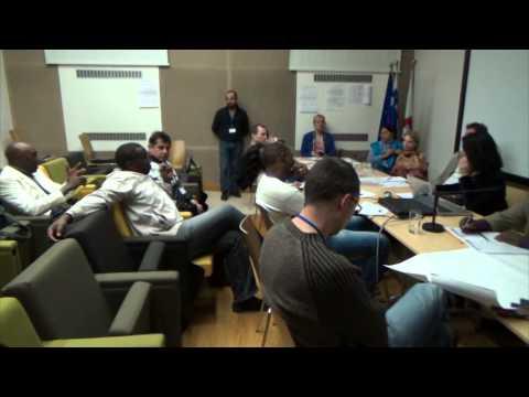 Workshops: 'Diaspora Engagement and Development Cooperation' and 'Diaspora Entrepreneurship'
