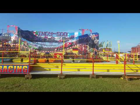 Steve Powers - Terrible accident at Pensacola Interstate Fair