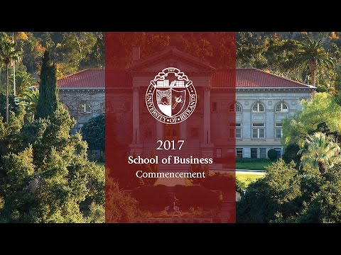 2017 School of Business Commencement