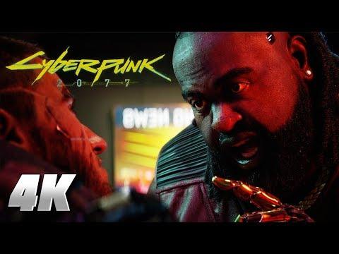 Cyberpunk 2077 - Official 4K Cinematic Trailer | E3 2019