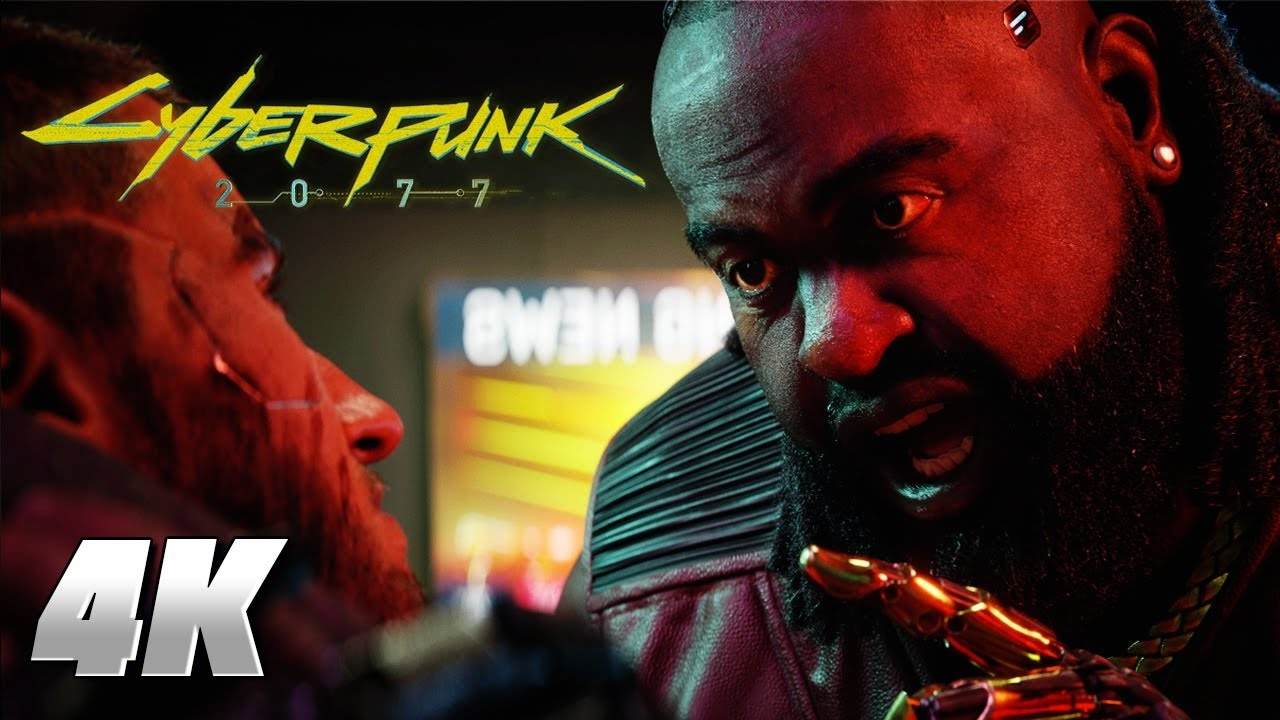 Cyberpunk 2077 - Official 4K Cinematic Trailer | E3 2019 thumbnail