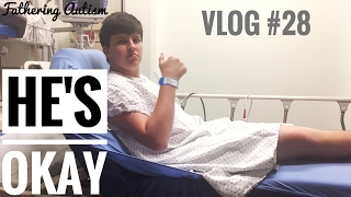 So Much Blood | No Respite Care | Whip Pan The Day | Fathering Autism Vlog #28