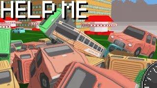 Omnibus Funny Gameplay Trailer  | Omnibus The Game Public Alpha Demo (INDIE)