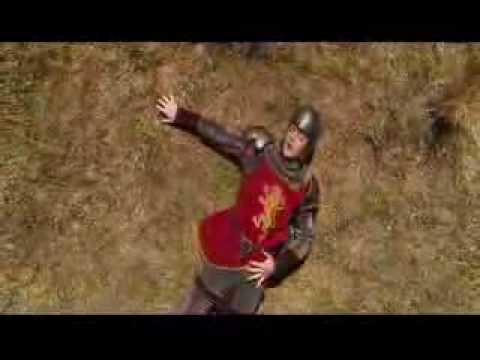 Narnia - Susan kills dwarf - YouTube