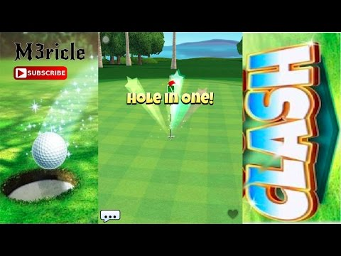 Golf Clash, hitting TOP 1000 global! and HOLE IN ONE bonus!