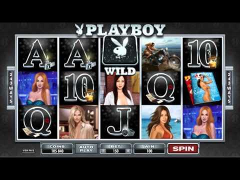 скачать casino playboy slot machines 240 320