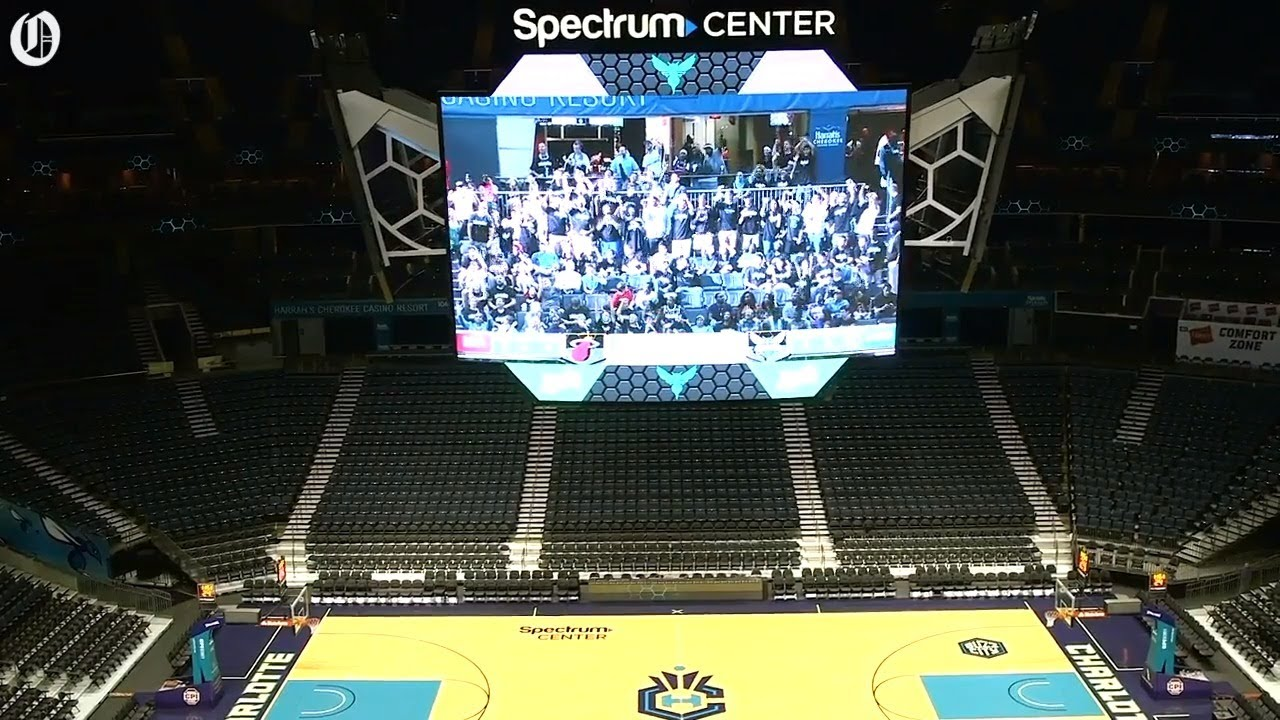 Want to vote early at Spectrum Center in Charlotte? Here's how and ...