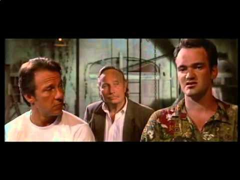 Reservoir Dogs Trailer Deutsch