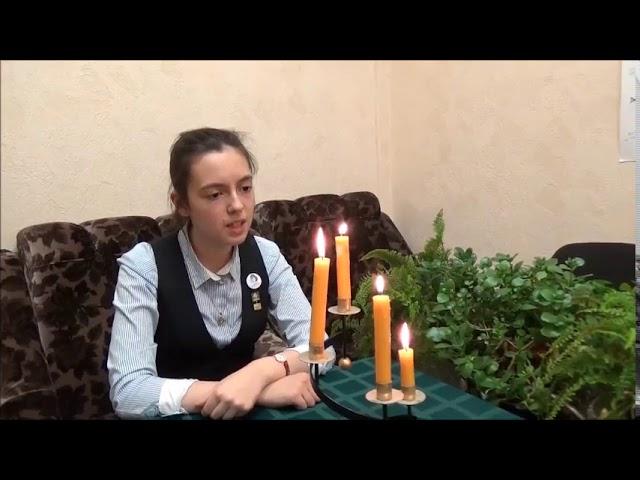 Изображение предпросмотра прочтения – АнастасияЕрмошина читает произведение «Мне нравится, что Вы больны не мной...» М.И.Цветаевой