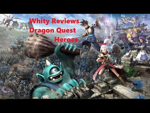 Dragon Quest Heroes - PS4 Review