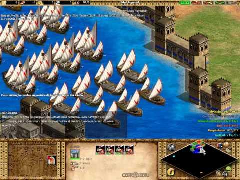 Age of Empires 2 - Barbarroja, Misión 5
