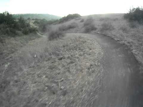 Best single Track Mountain Bike Trails Orange County California