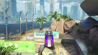 Call of Duty®  Black Ops III hardcore gameplay