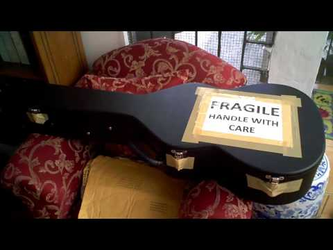 PDCTV: Packing a Guitar for Airline Travel