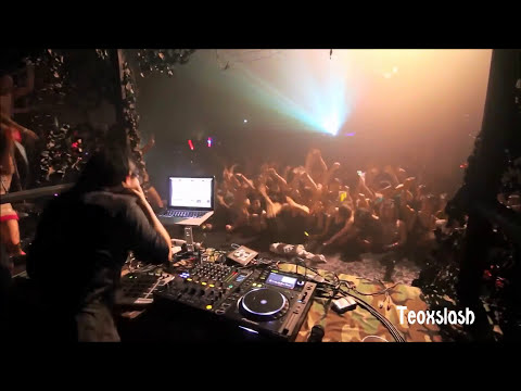 SKRILLEX LIVE AMAZING DUBSTEP HD