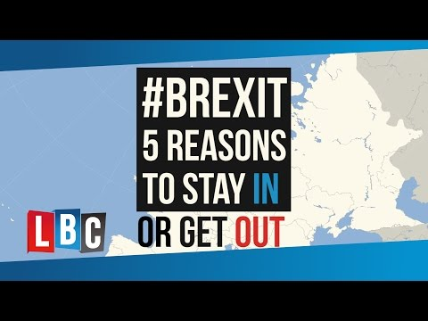 EU: In or Out?