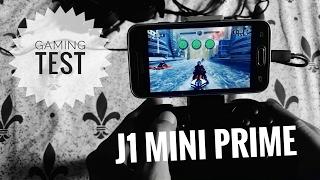 Samsung Galaxy J1 mini Prime Gaming Test