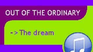 OUT OF THE ORDINARY-The dream (1988)