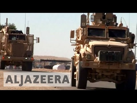 Battle for Mosul: US backs Iraq's offensive