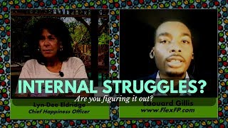 Are Internal Struggles Holding You Back? | Edouard Gilles on Happiness Jungle TV Show